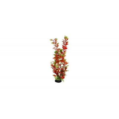 Sztuczna roślina Ludwigia czerwono-zielona 20cm