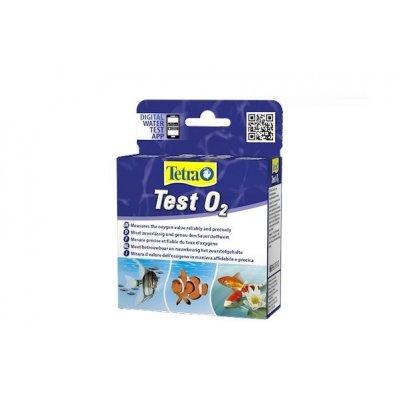 TETRA TEST O2 Pomiar poziomu zawartości tlenu