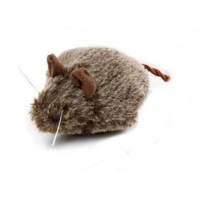 Zabawka mysz z kocimiętką 6 cm dla KOTA JkAnimals