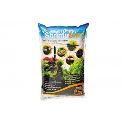 Podłoże SHRIMP SAND 4 kg (brąz) AQUA ART