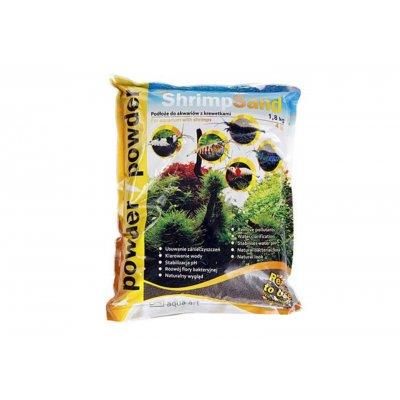 Podłoże SHRIMP SAND 1,8 kg (brąz) AQUA ART