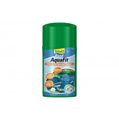 Tetra Pond AquaFit 250ml Witaminy Minerały Orginał