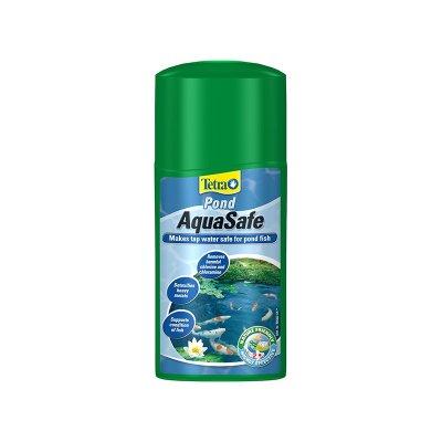 Tetra Pond AquaSaf 500ml Uzdatnia Wodę Orginał