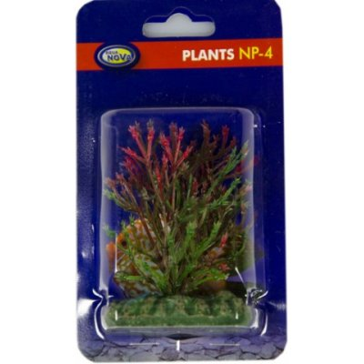 AQUA NOVA NP-4 0438 Sztuczna roślina akwariowa 4cm
