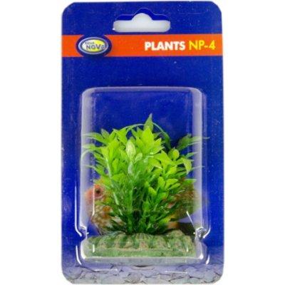 AQUA NOVA NP-4 0461 Sztuczna roślina akwariowa 4cm