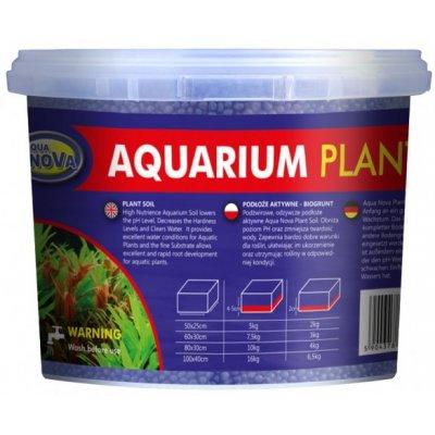 AQUA NOVA PLANT SOIL Podłoże aktywne 4kg