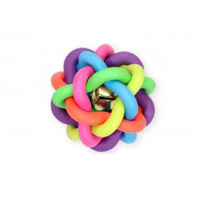 Zabawka z gumy termoplastycznej TPR-BELLBALL-S