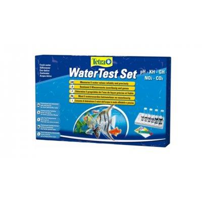 TETRA WATERTEST SET zestaw testów 5w1