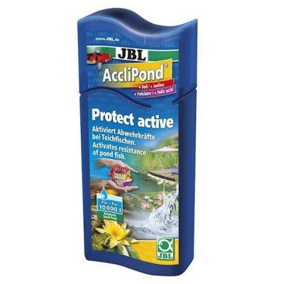 JBL ACCLIPOND PROTECT ACTIVE Uzdatniacz wody do oczka wodnego 500ml