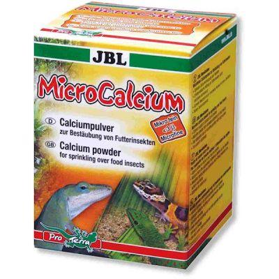 JBL MICROCALCIUM 100 G POSYPKA NA POKARM Z WAPNEM