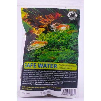 RARAJ SAFE WATER 15G LIŚCIE DO AKWARIUM