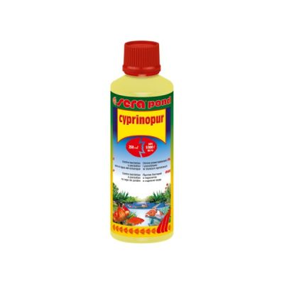 SERA POND CYPRINOPUR 250 ML UZDATNIACZ DO WODY