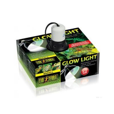 EXO TERRA GLOW LIGHT LAMPA KLAMPOWA 14CM HAGEN