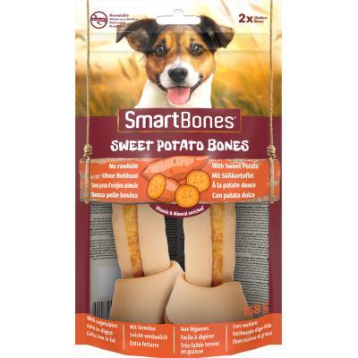 Smart Bones Sweet Potato medium 2 szt. Przysmak