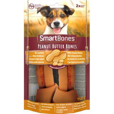 Smart Bones Peanut Butter medium 2 szt. Przysmak