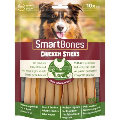 Smart Bones Chicken Sticks 10 szt. Przysmak
