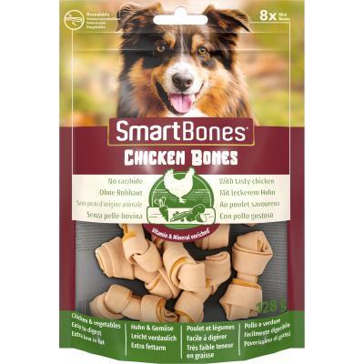 Smart Bones Chicken mini 8 szt. Przysmak