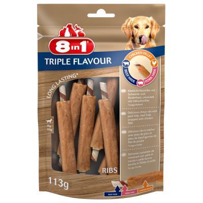 Przysmak 8in1 Triple Flavour Ribs 6 szt.