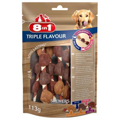 Przysmak 8in1 Triple Flavour Skewers 6 szt.