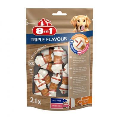 Przysmak 8in1 Triple Flavour XS 21 szt.