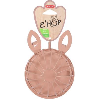 ZOLUX Paśnik na siano EHOP, królik, różowy