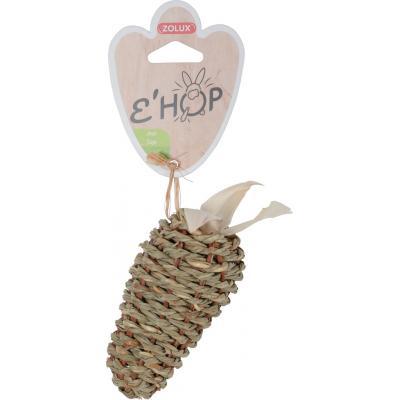 ZOLUX Zabawka EHOP marchewka z trawy morskiej