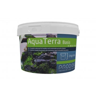 PRODIBIO Aqua Terra Basis 3kg Podłoże
