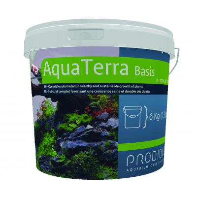 PRODIBIO Aqua Terra Basis 6kg Podłoże