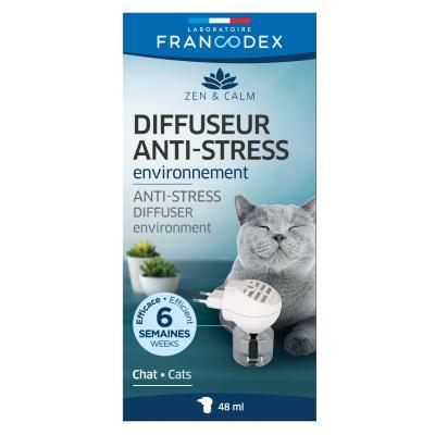 FRANCODEX Dyfuzor relaksujący dla kota