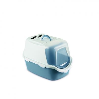 ZOLUX Toaleta CATHY Easy Clean z filtrem niebieska