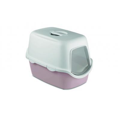 ZOLUX Toaleta CATHY z filtrem pudrowy róż