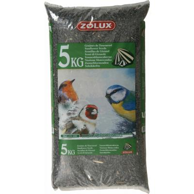 ZOLUX Słonecznik dla ptaków ogrodowych 5kg