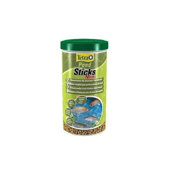 TETRA POND STICKS MINI 1L Kompletny pokarm dla ryb