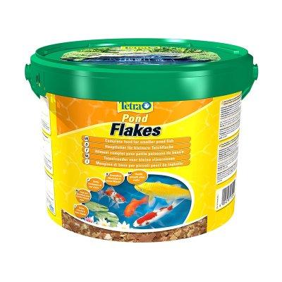 TETRA POND FLAKES 10L Pokarm podstawowy płatki