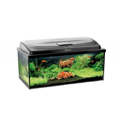Zestaw AQUAEL BOX 140 prost Led 16W + full wyposaż
