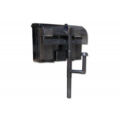 Filtr zewnętrzny 600l/h + 2xbiogąbka +2xwęgiel