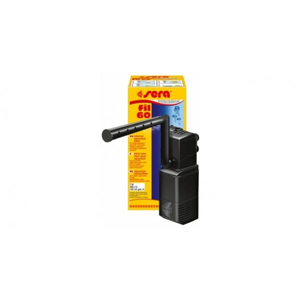 SERA FIL 60 Filtr wewnętrzny 60l-100l