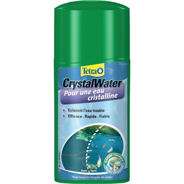 Tetra Pond Crystal Water 500ml Woda krysz Orginał