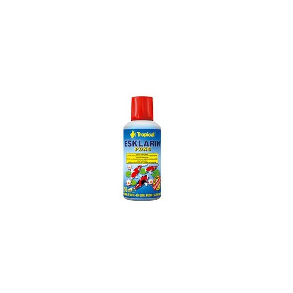 Tropical ESKLARIN POND 250ml Uzdatniacz
