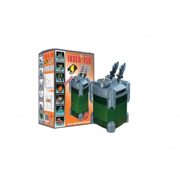 FILTR ZEWNĘTRZNY IKOLA - 150 350 l/h