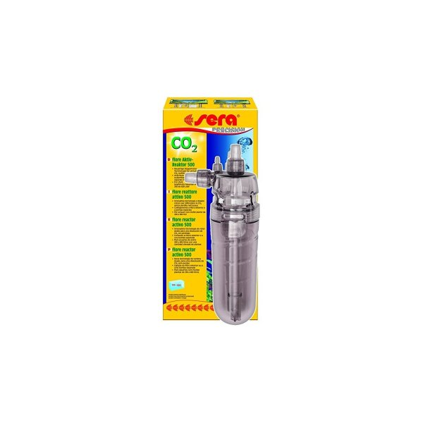 SERA CO2 REACTOR 1000 Reaktor do akwarium 500l