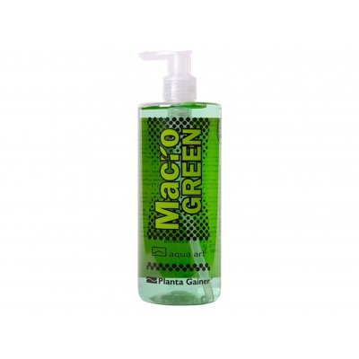 Nawóz MACRO GREEN 500ml AQUA ART Planta Gainer
