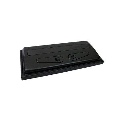 Pokrywa ABS 80x35 prosta 2x18W elektroniczna+UZDAT