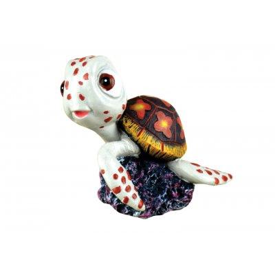 Ozdoba akwariowa Żółwik - 8 cm