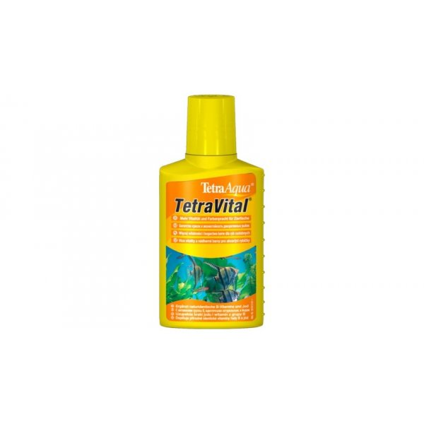 TETRA TetraVital250ml ORGINAŁ Chemia Akwarystyczna