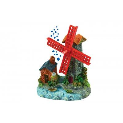 Ozdoba akwariowa Mały Młyn - 8 cm Napowietrzanie