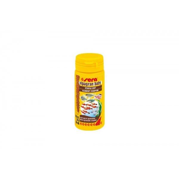 SERA VIPAGRAN BABY 100ml Pokarm granulat micro