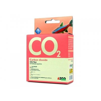 AZOO CO2 TEST Chemia Akwarystyczna