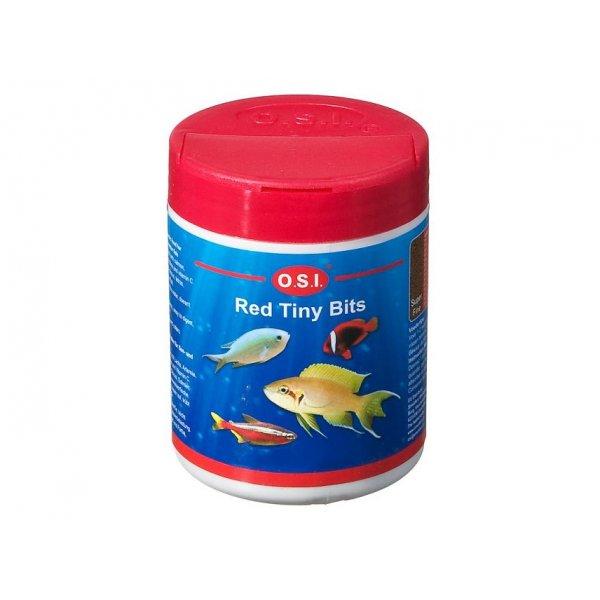 OSI RED TINY BITS 50g Najlepsze smakołyki 1mm
