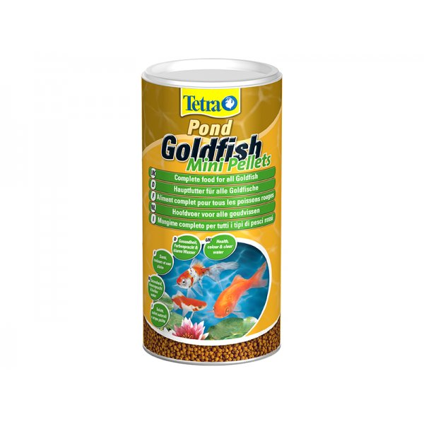 Tetra Pond Goldfish Mini Pellets 1000ml orginał